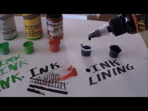 Proper Ink Flow -Tattoo University