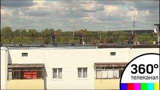 В Бронницах завершили капремонт 12 многоквартирных домов
