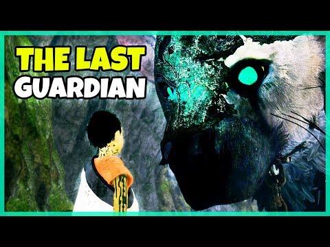 ET HELT NYT EVENTYR! - The Last Guardian (PS4 Pro) #1