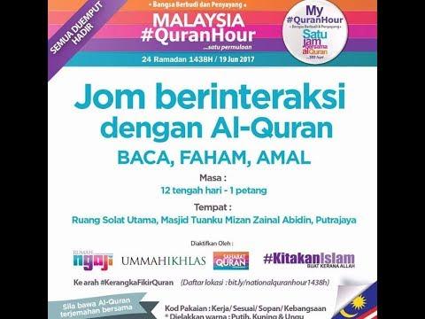 MALAYSIA #QURANHOUR