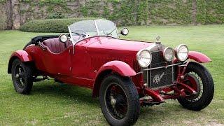 Самый элегантный автомобиль Alfa Romeo 6C (2 выпуск)