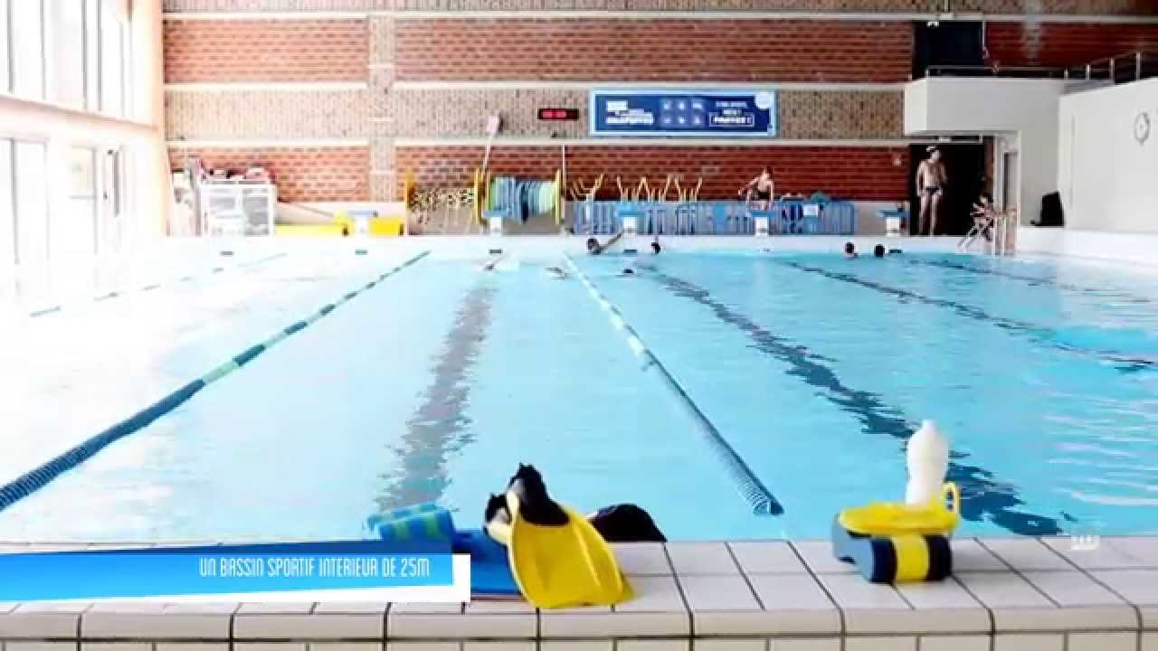 Piscine euroc ane mont saint aignan youtube for Piscine publique