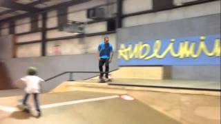 JORDAN VIERA-Subliminal Skatepark