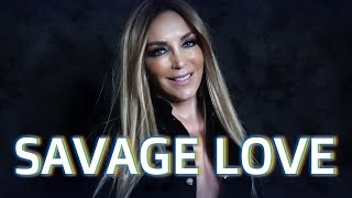 SAVAGE LOVE (COVER) - LAURA FLORES