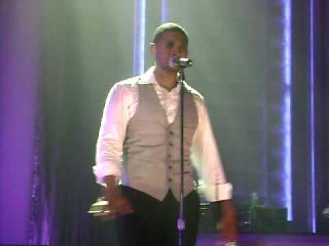 Usher= I Stand Live