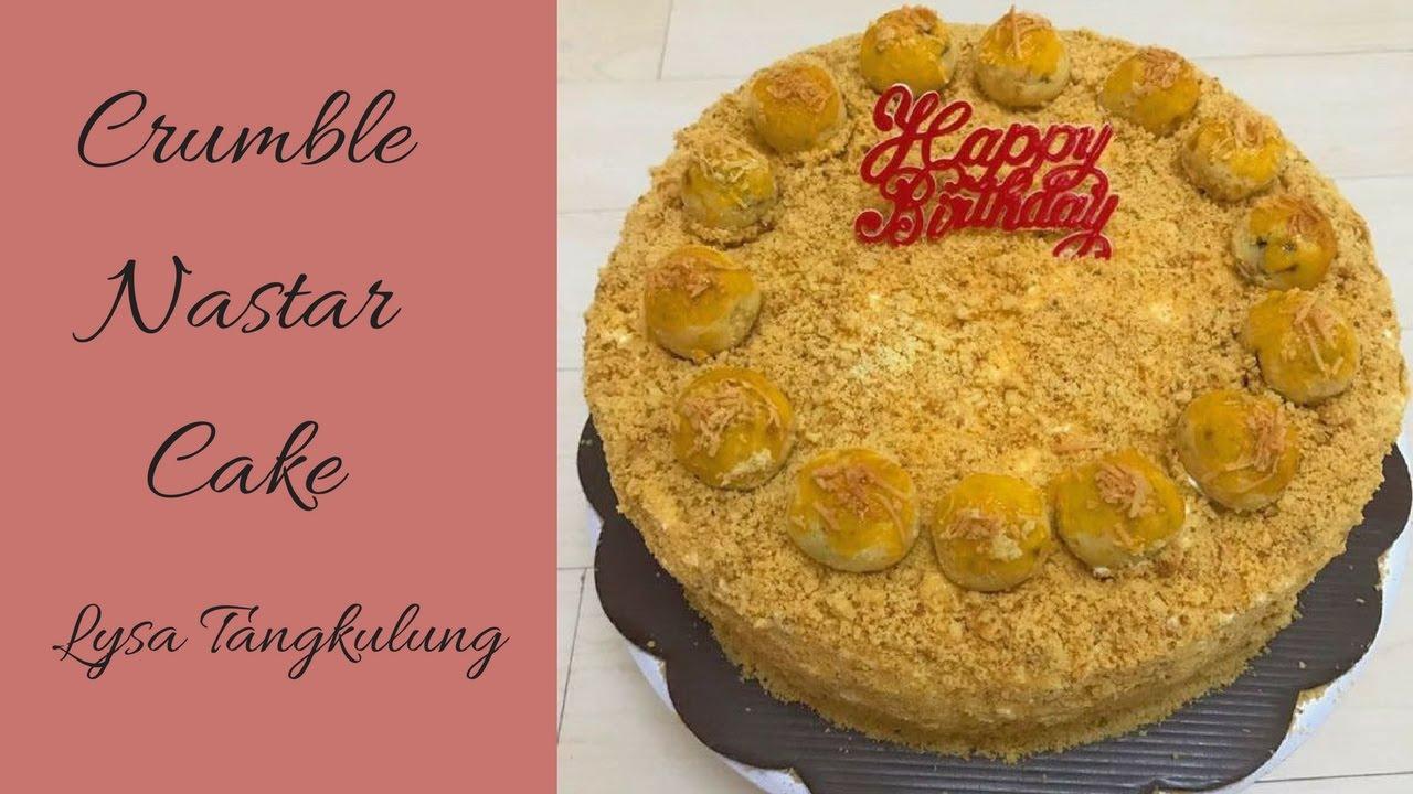 Resep Nastar Crumble Cake