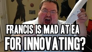 FRANCIS HATES EA FOR 'INNOVATING TOO MUCH' Dungeon Keeper