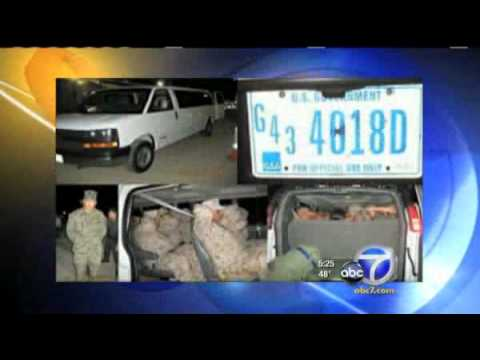 Illegal Immigtants Posing as Marines Arrested at Border!