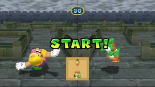 Mario Party 9 minigame: Zoom Room 60fps