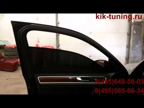 Автоматическая тонировка Volkswagen Touareg