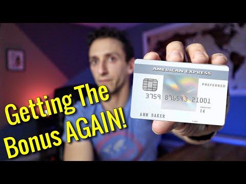 American Express Everyday Preferred Upgrade Bonus | Getting The Bonus Again
