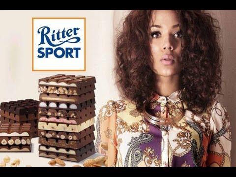 Follow me Arround |  Berlin  | Ritter Sport Schokolade selbstkreierte