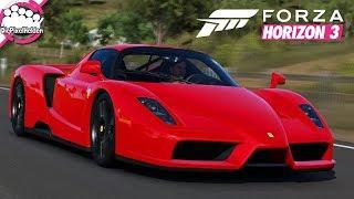 FORZA HORIZON 3 #283 - Ehrfurcht vor dem Enzo - DWIF - Let's Play Forza Horizon 3