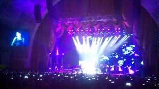 Tan solo tu Franco de Vita y Natalia Jimenez - Radio City Music Hall NYC 03/24/2012