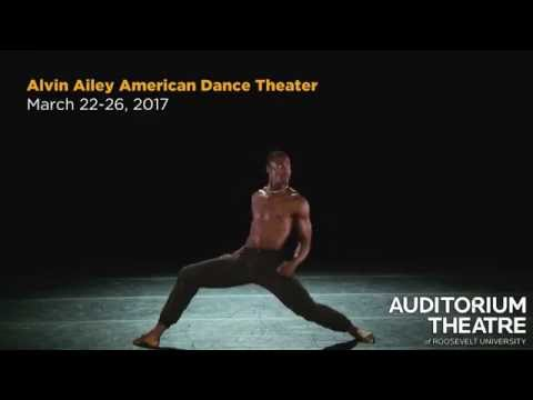 Alvin Ailey American Dance Theater  | 2016-17 Season | Auditorium Theatre