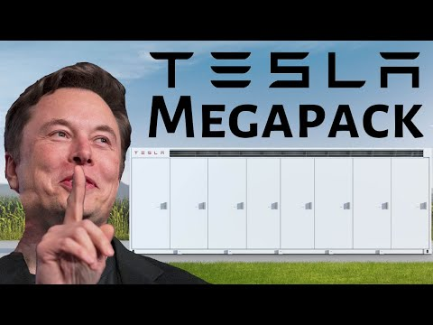 Tesla's Secret Product: The Megapack