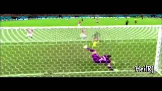 Best Goalkeeper Save World Cup 2014