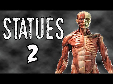 Statues #2 - Weeping Angels In The Subway (Gameplay / Walkthrough)