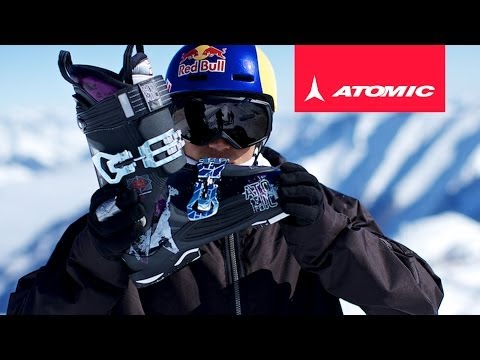 ATOMIC OVERLOAD 120 2014 | The ultimate Freestyle Boot