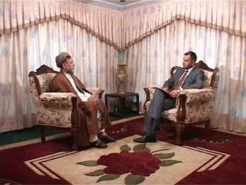Mohammad Mohaqiq's interview with 1TV Part 1