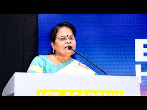 Nurture Students according to technological changes | Hon'ble Dr. Justice S Vimala at Bridge 2016