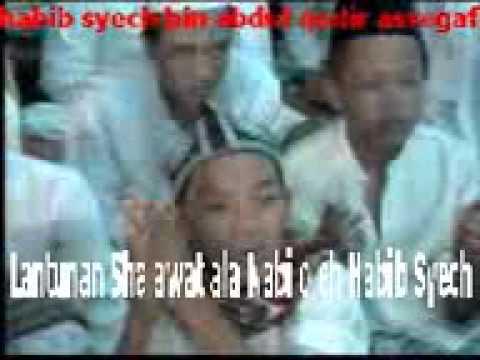 sholawat habib syech bin abdul qodir assegaf, astaghfirullah minal khothoya mpeg4