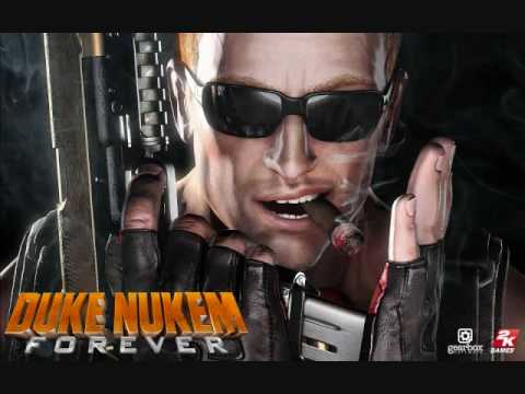 NEW  DUKE NUKEM FOREVER THEME
