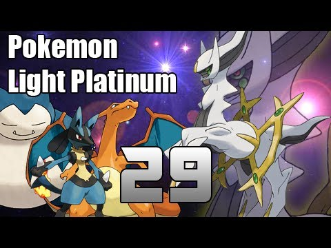 Pokémon Light Platinum - Episode 29