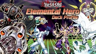 Yugioh Elemental Hero (hero Gate) Deck Profile