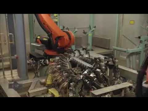 Mursdis cars robots ready in industry