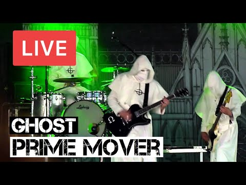 Ghost - Prime Mover Live in [HD] @ Download Festival 2012