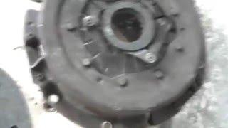 как заменить сцепление ваз 2107