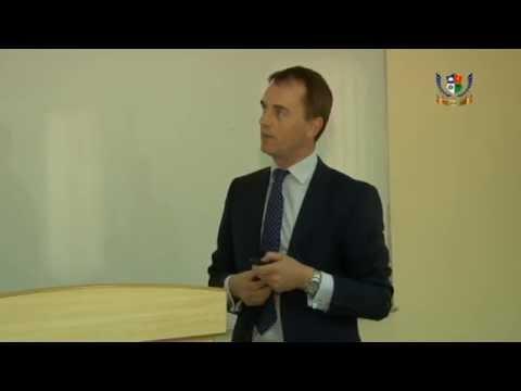 Ceo Series - Trefor Murphy, Managing Director of Morgan McKinley UAE business Part 1