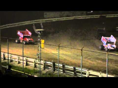 EWSC Racing MSA Sprint Car Feature 6/8/2012