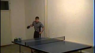 теннис подачи