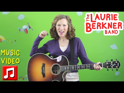 Best Kids Songs  The Airplane Song  Laurie Berkner