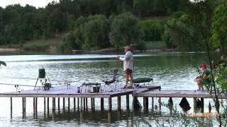 Рыбные места Украины.  Озеро Ульяныки.