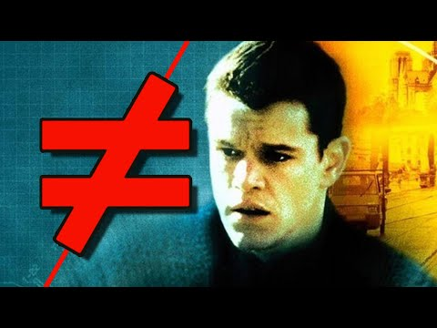 The Bourne Identity - What's the Difference?