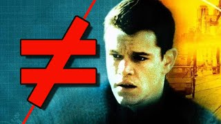 Video The Bourne Identity - What's the Difference? download MP3, 3GP, MP4, WEBM, AVI, FLV Januari 2018