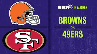 Browns vs. 49ers Week 5 Game Preview | Monday Night Football Predictions & Betting Odds