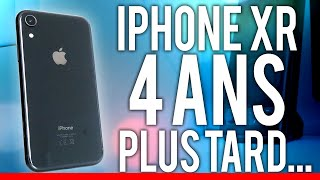 IPHONE XR : 6 MOIS PLUS TARD ...