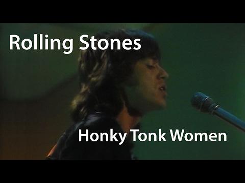 Rolling Stones - Honky Tonk Women [Restored]