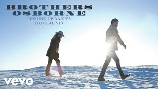 Brothers Osborne - Pushing Up Daisies (Love Alive) (Official Audio)