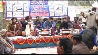 Arif Feroz Khan Qawwal 2016 Part 2 Kata k Kah Gya Zahra s.a ka Laal a.s Magar ya Ishq Ha
