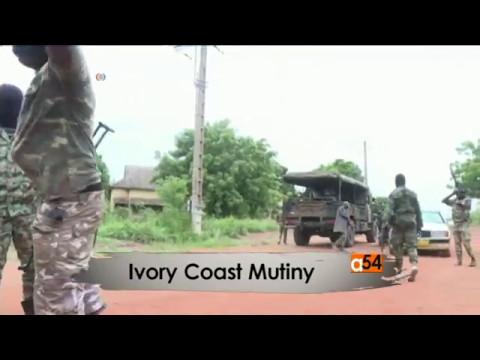Ivory Coast Mutiny