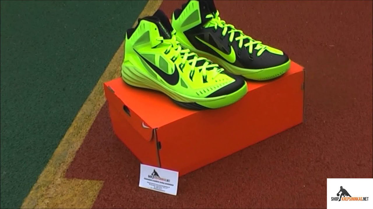 e5fc45411dc Nike Hyperdunk 2014 video - YouTube
