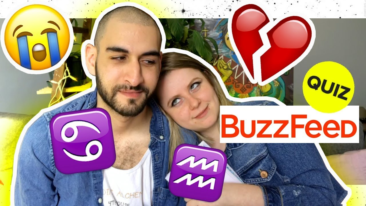 Love Astrology Compatibility Quiz - BuzzFeed - YouTube