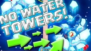 NO WATER TOWERS    Bloons TD Battles    WE NEEDED WATER TOWERS!