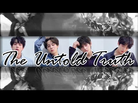 Bangtan Boys (탄소년단) - 전하지 못한 진심 'The Truth Untold' (English Cover)