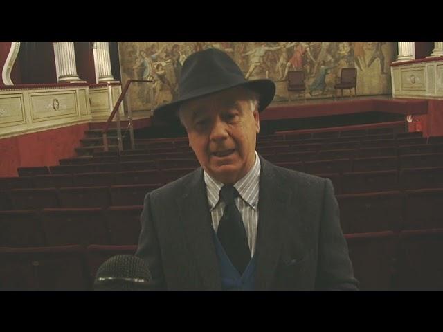 Racalmuto, riapertura teatro: intervista Enzo Sardo [STUDIO 98]